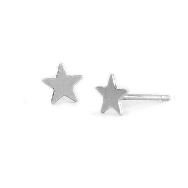 【海外訂購】【Kris Nations】銀色星星手工耳環(E1-charm-S-Stars  0871260000) 0