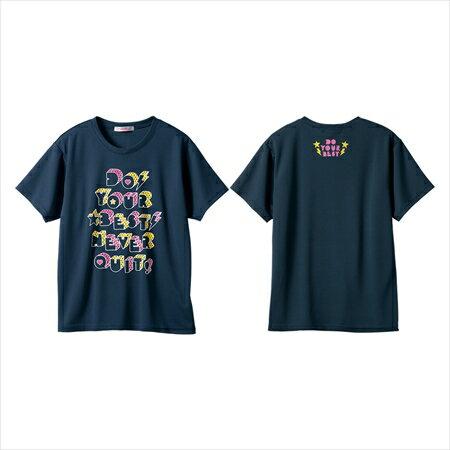 日本空運nissen  -女裝-吸汗速乾,抗UV短袖社團T恤(附消臭條)-BEST(深藍色)