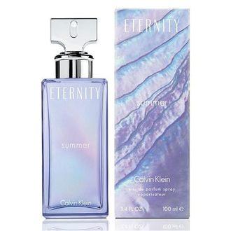香水1986☆ Calvin Klein Eternity Summer CK 2013 永恆夏日限量版女性淡香精 5ML 香水分裝瓶