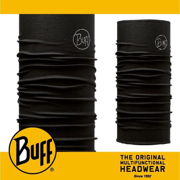 BUFF 西班牙魔術頭巾 經典系列 [黑色經典 CHIC] BF108303