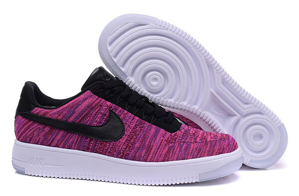 NIKE AIR FORCE 1Flyknit 空軍一號飞线 AF1 女生運動板鞋 36-40