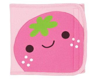 『121婦嬰用品館』拉孚兒 舒棉造型小肚圍 - 草莓 0
