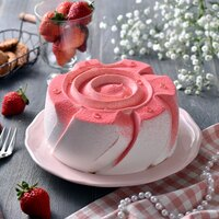 母親節蛋糕推薦玫瑰傳情草莓蛋糕(6吋)★免運★蘋果日報 母親節蛋糕【布里王子】需五天前預訂