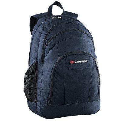 Caribee Rhine School Backpack (navy) 0