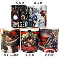 漫威英雄Marvel 周邊商品推薦復仇者聯盟2-英雄系列馬克杯
