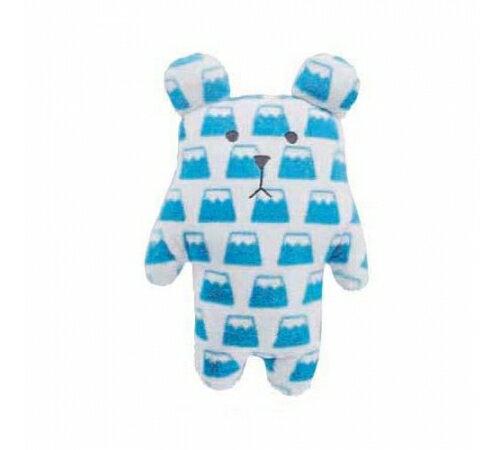 【預購】日本CRAFTHOLIC 宇宙人 - 愛你傳情熊寶貝枕 - 富士力士熊寶貝 0