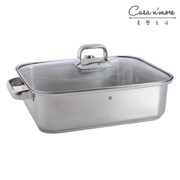 WMF 萬用健康鍋 (小)、不鏽鋼鍋,(三層合金、不銹鋼鍋、可當蒸鍋、油炸鍋、 炒鍋、平底鍋) 附蒸