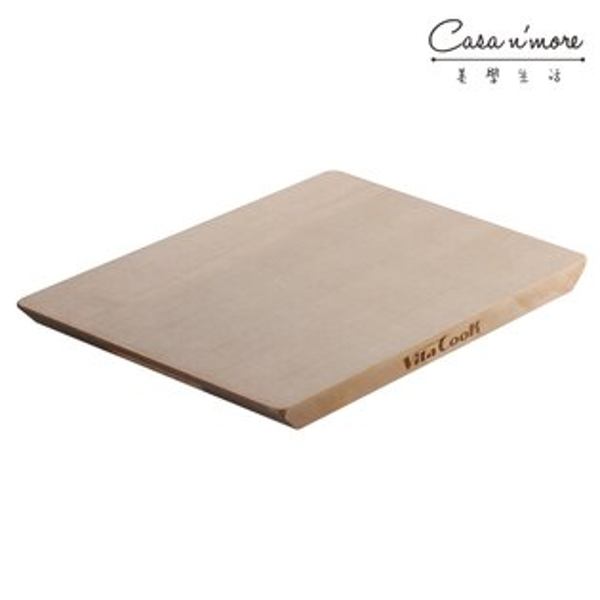 Vitacraft 雲杉木造型砧板-中 切菜板  廚房用具