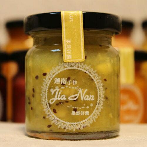鳳梨奇異果黃檸檬手工果醬(小) - 迦南手作工坊