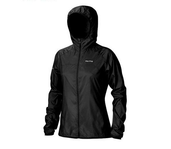 Marmot 美國 | 女款 Trail Wind 輕薄防潑水風衣外套 | 秀山莊(M56710)