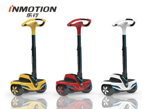 INMOTION R1新型智能手把體感車、扭扭車、平衡車、代步車、電動車~可連接APP程式