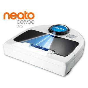 ★綠G能★美國超熱銷 Neato Botvac D75 雷射智慧型掃描機器人定時自動吸塵器預購