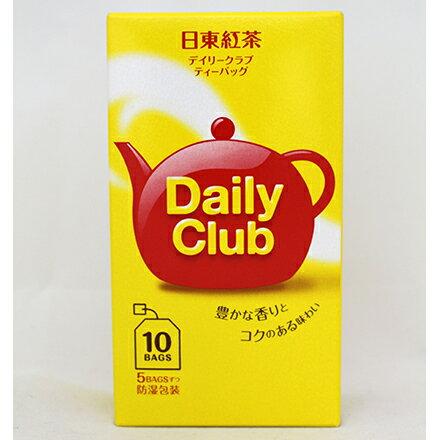 【敵富朗超巿】Daily Club 紅茶-10袋入(有效日期2016.11.30) 0