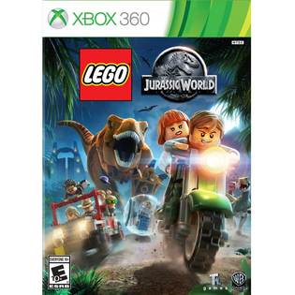 (現貨二手) XBOX360 樂高:侏儸紀世界 英文美版 LEGO JURASSIC WORLD