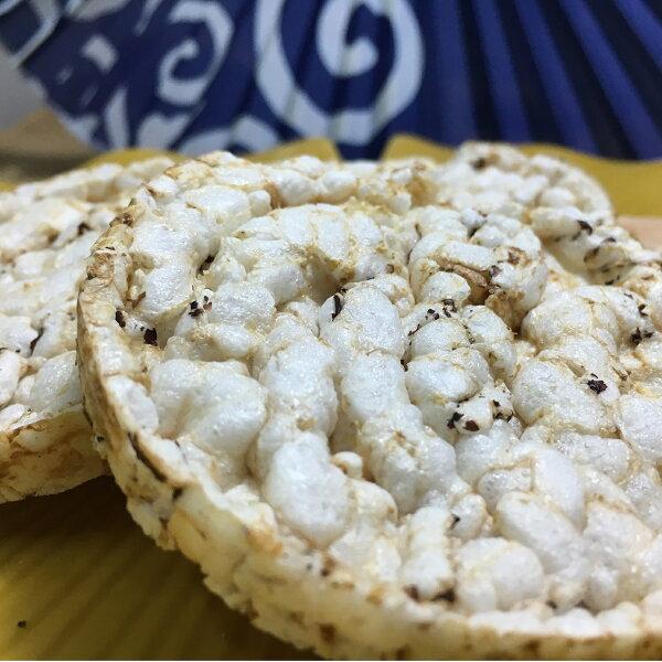 【萊斯飯店】健康有機糙米餅紅藜  素食