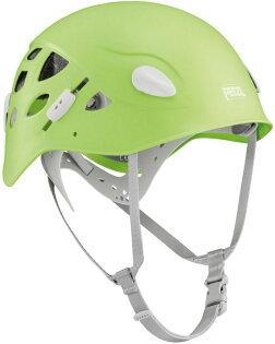 Petzl 岩盔/攀岩/溯溪 Elia 輕便安全頭盔 岩盔 安全帽 女 綠 A48BG