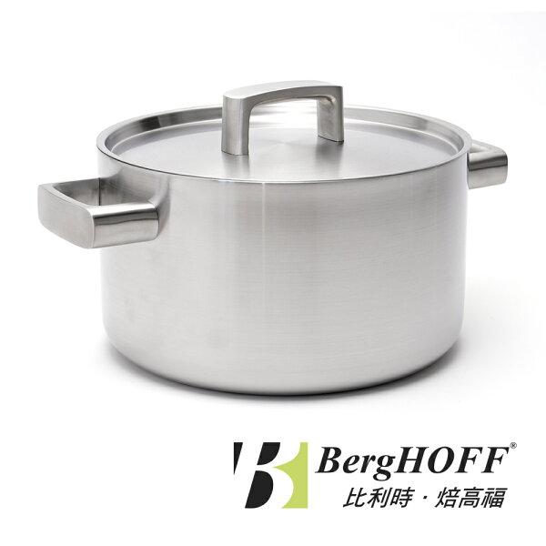 【比利時BergHOFF焙高福】Ron羅恩五層湯鍋24CM(6.1L)