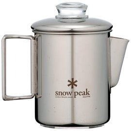 Snow Peak PR-006 SP不鏽鋼露營咖啡壺