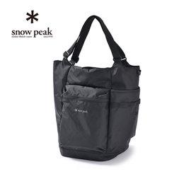 Snow Peak  2014新品 露營單肩背包BG-006 輕鬆收納 攜帶方便