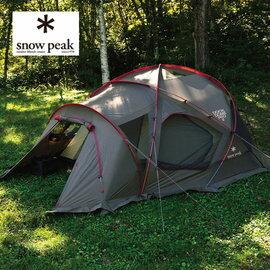 Snow Peak  Dock Dome Pro6 -圓弧寢室帳Pro - SD-506