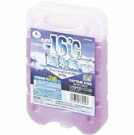 日本 鹿牌 Captain Stag -16℃抗菌超凍媒S冰磚 冷凍磚 保冰劑 保冷劑 M-6928