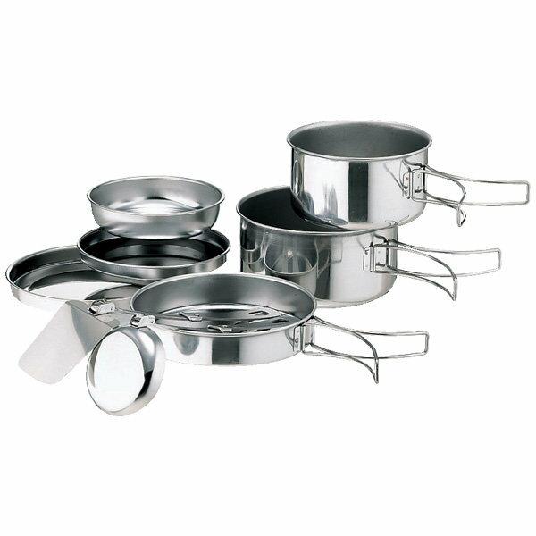 鏽鋼三人鍋組 CS-073