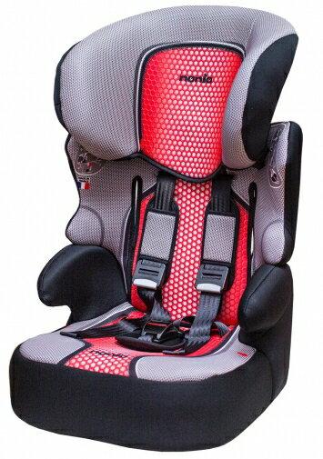 『121婦嬰用品館』納尼亞 成長型安全汽座 - 基本款 - 紅 FB00318 0