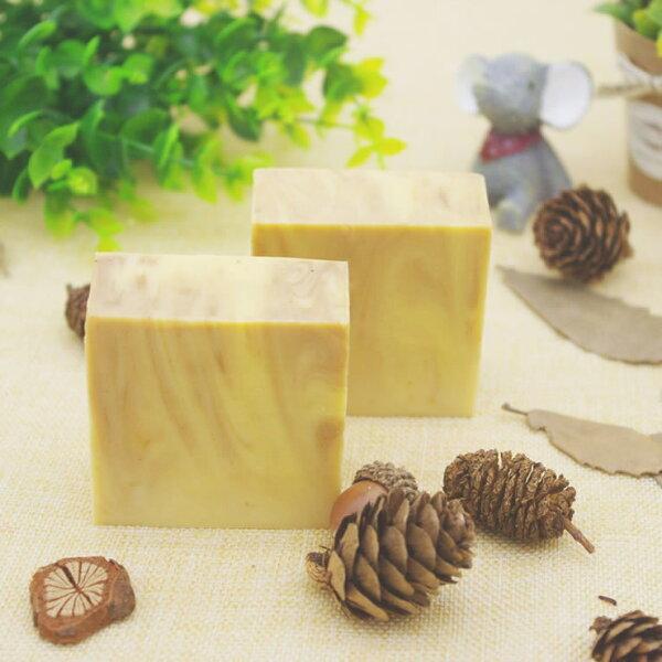 橄欖棕櫚渲染手工皂-90g