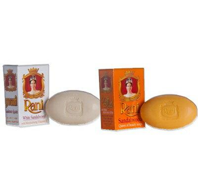 阿育吠陀 女王檀木  白檀 ^(維生素E^) 香皂 皂 SandalWood Soap M