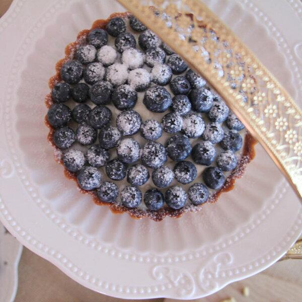 Sunny Ann 新鮮藍莓生乳酪塔6吋