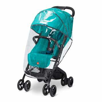 *babygo*GB QBIT+手推車專用配件 - 雨罩