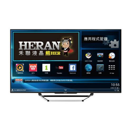 【禾聯HERAN】42吋LED液晶顯示器(HD-42AC3+視訊盒)