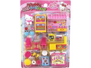 【Hello Kitty 卡娃伊系列】KT 蛋糕店場景組