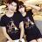 ◆快速出貨◆T恤.情侶裝.班服.MIT台灣製.獨家配對情侶裝.客製化.純棉短T.浪漫玫瑰A【YC462】可單買.艾咪E舖 0