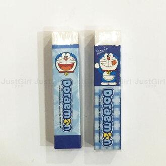 多啦A夢 小叮噹 Doraemon 橡皮擦 長方形 文具 正版日本授權 * JustGirl *
