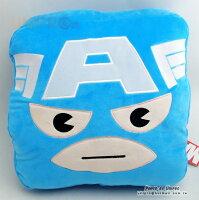 美國隊長周邊商品推薦【UNIPRO】Marvel 美國隊長 Captain America 暖手枕 靠背枕 抱枕 漫威正版授權
