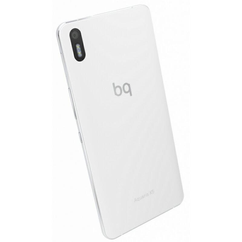 AQUARIS X5 BLANCO 32GB/2GB- SMARTPHONE BQ 4
