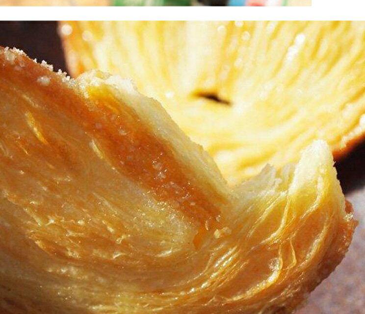 有樂町進口食品  三立源氏派 愛心形狀的酥餅 千層派餅 源氏派 J100 4901830119671 1
