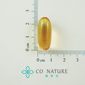 【CO NATURE】天然高單位維生素E 90顆 & 高單位深海魚油 90顆 6