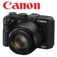 Canon佳能到Canon PowerShot G3X  g3x 類單眼相機 類單 APSC 感光元件( 彩虹公司貨 )