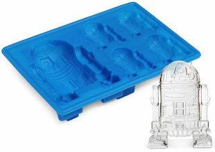 【瞎買天堂x買一送一】星際大戰 製冰盒 冰塊 R2D2 黑武士 造型 Star Wars【HLCVAA05】
