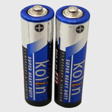【KOLIN/歌林】3號AA環保超高容量碳鋅電池(1組2入) **本售價為每組價格**