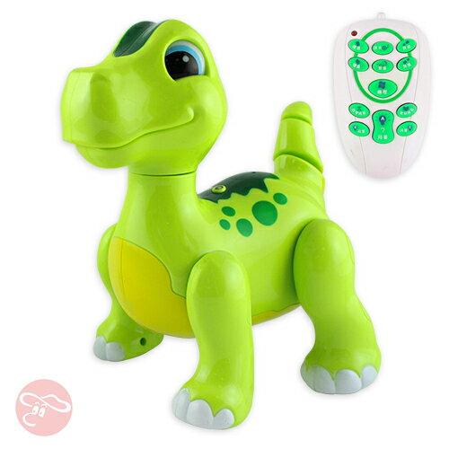 ~瑪琍歐玩具~紅外線智能遙控機器恐龍