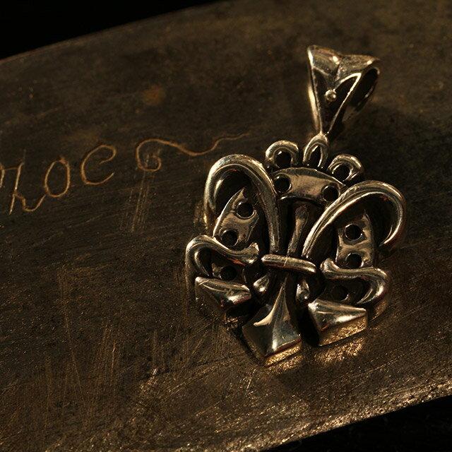 【現貨商品】【Leathers&Treasures】鳶尾花馬蹄純銀墜飾(JLTP117  0813950000) 3