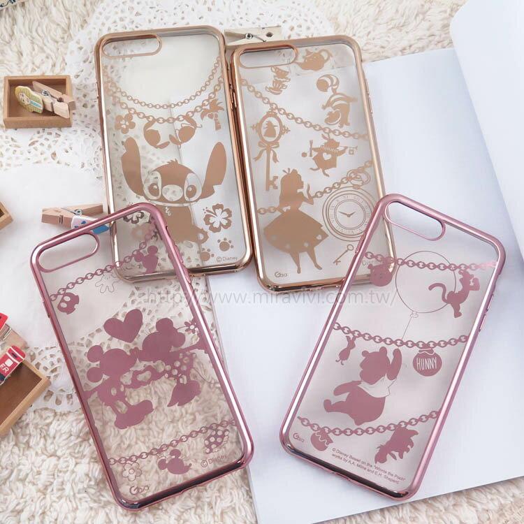 iPhone 7/7+迪士尼可愛手機殼