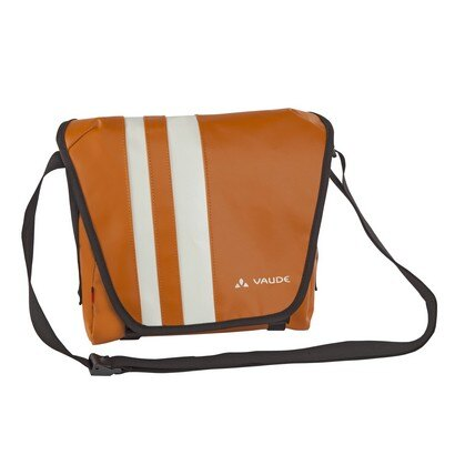 VAUDE Albert S Messenger Bag (orange) 0