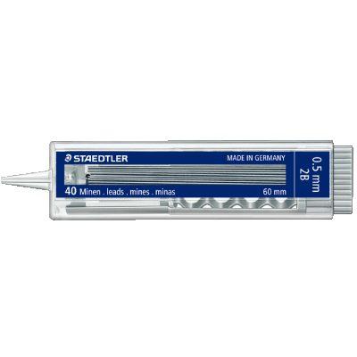 【施德樓 STAEDTLER 筆芯】MS25505 自動鉛筆芯 0.5mm