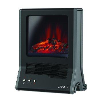 美國Lasko Star Heat火焰星 循環氣流陶瓷電暖器 CA20100TW 3D仿真