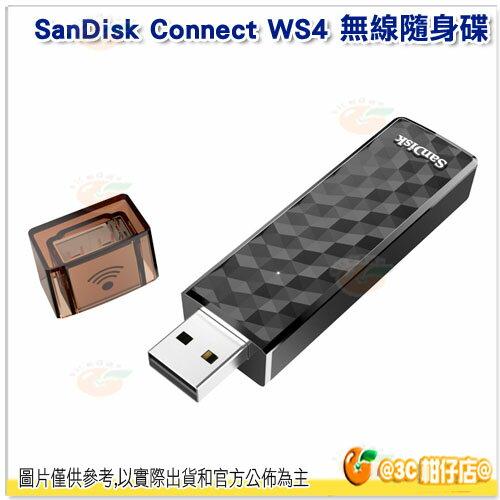 SanDisk Connect WS4 無線隨身碟 WIFI 貨 SDWS4 16G 3