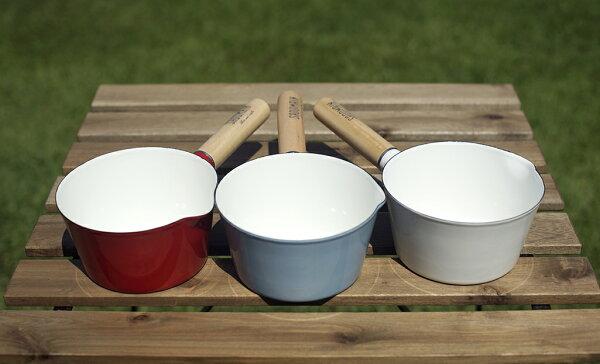 SADOMAIN 珐瑯單柄牛奶鍋